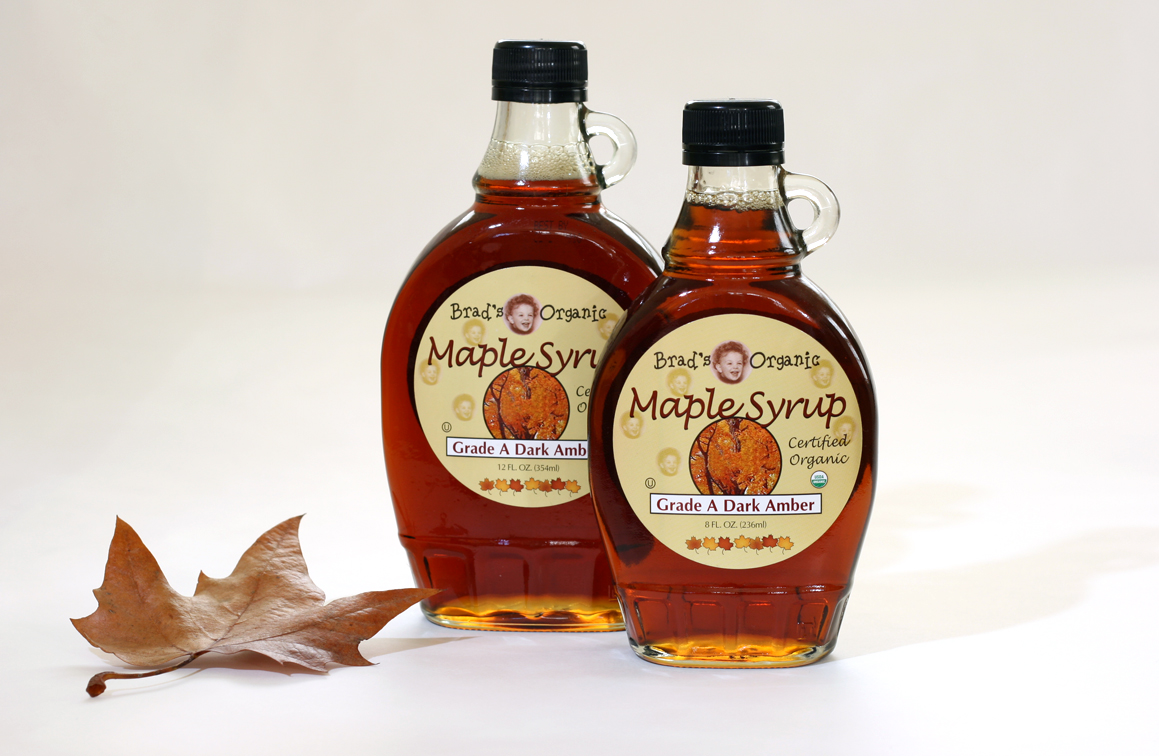 Syrup lá phong (maple syrup)